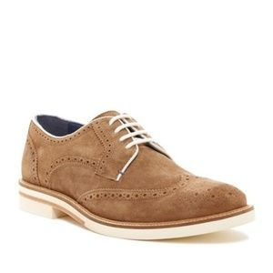 Ted Baker London Lace-up Suede Oxford
